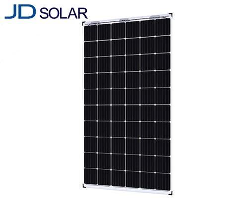 China Produces 60PCS Double-Sided Double-Glazed Jdsolar Solar Panels (30mm frame) Manufacturers
