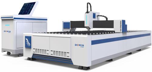 Fiber laser cuttingmachine