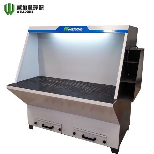Industrial Cartridge Filter Downdraft Welding Polishing Grinding Extractor Table