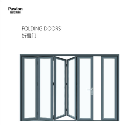 Paxton Xingfa doors and windows system