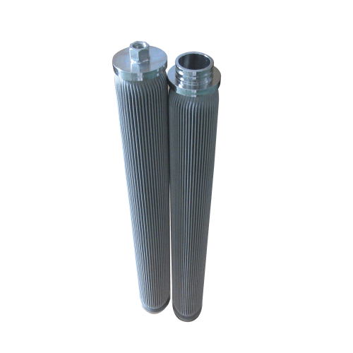 Customized polymer candle filter cartridge pleated stainless steel metal mesh hydraulic oil filters