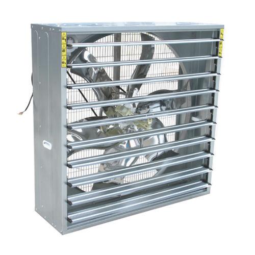 Centrifugal Push-Pull Ventilation Fan