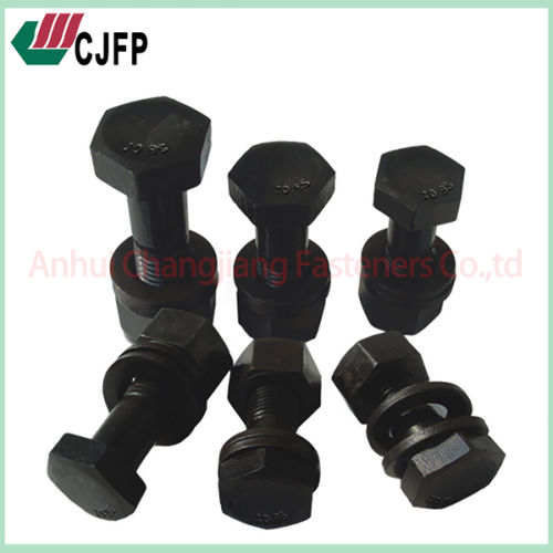 10.9 Grade high strength heavy hex head bolt for steel structures