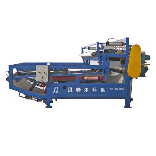 Sludge Dewatering Equipment of Belt Filter Press Machine with ISO9001 Certificates